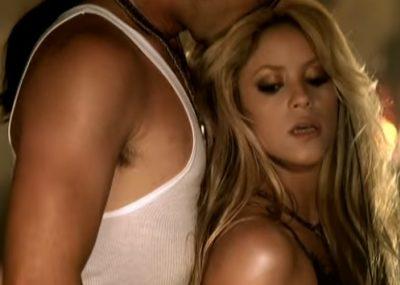 El vídeo íntimo de Shakira y Piqué