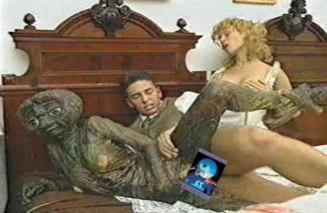 Los aristócratas y la extraterrestre, 1995