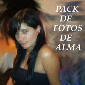 Pack de fotos de Alma