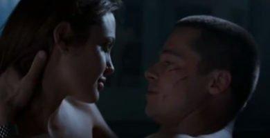 La escena erótica de Sr. y Sra. Smith