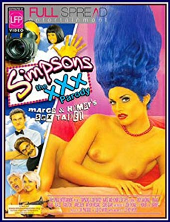 Simpsons: The XXX Parody