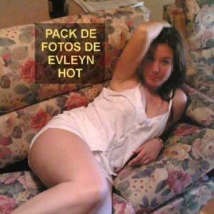 Pack de fotos de Evelyn hot