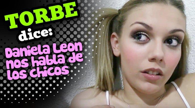 Daniela León hablando en el canal de Torbe