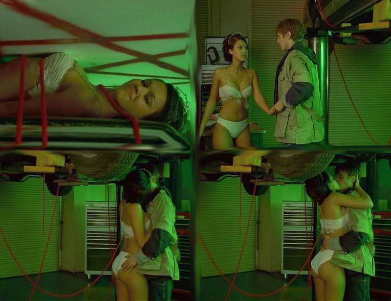 Las escenas más calientes de Jessica Alba