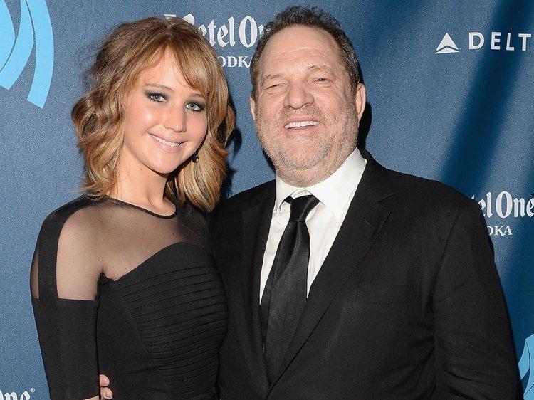 El escándalo de Harvey Wienstein salpica a Jennifer Lawrecen