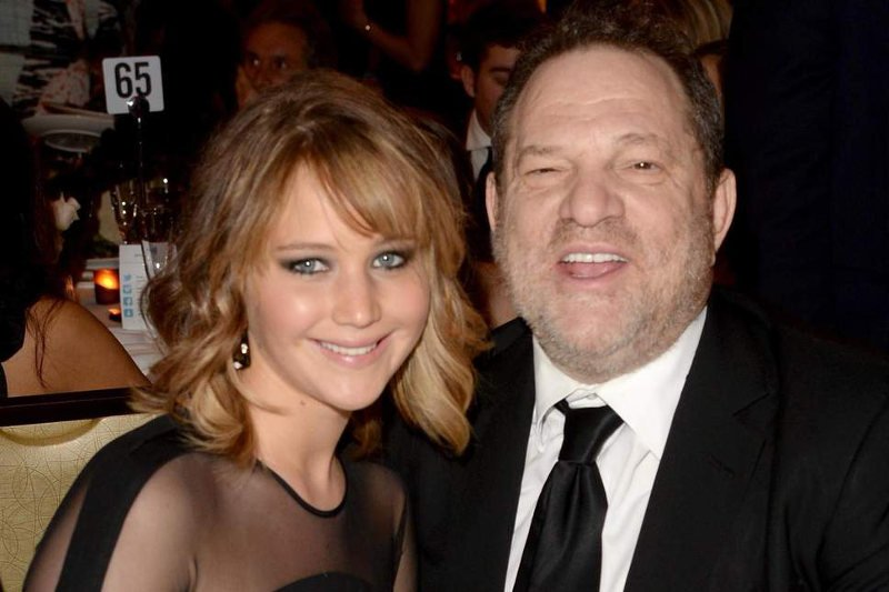 El escándalo Harvey Weinstein salpica a Jennifer Lawrence