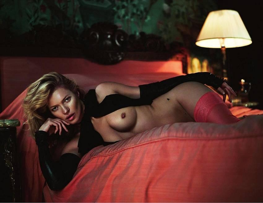 Kate Moss desnuda