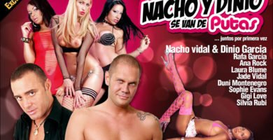 Nacho Vidal y Dinio se van de putas