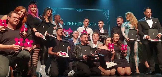 Premios Ninfa 2018