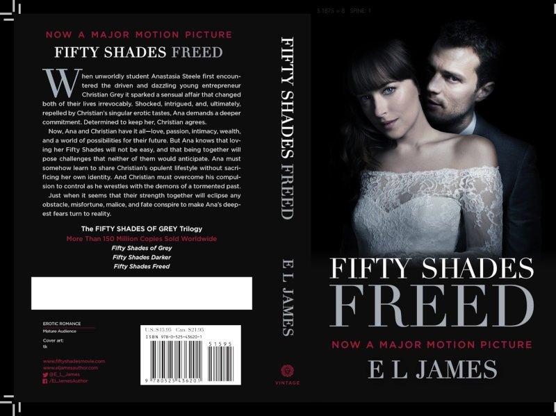 Cincuenta Sombras liberadas de E. L. James