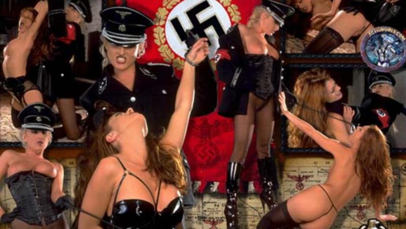 Películas eróticas sobre excesos nazis