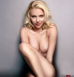 Scarlett Johansson follando
