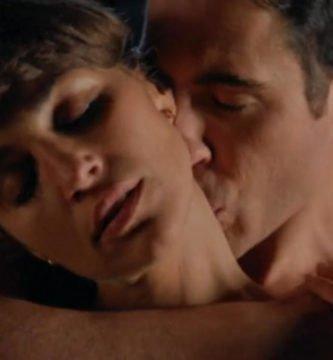 Pasión y sexo de Alberto y Ana en Velvet