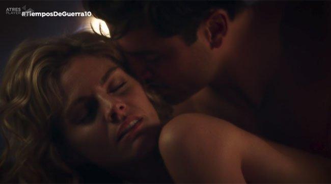 Amaia Salamanca Actriz Española Iconos Sexuales Erotismo Sexual