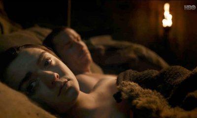La escena erótica de Arya en Juego de Tronos