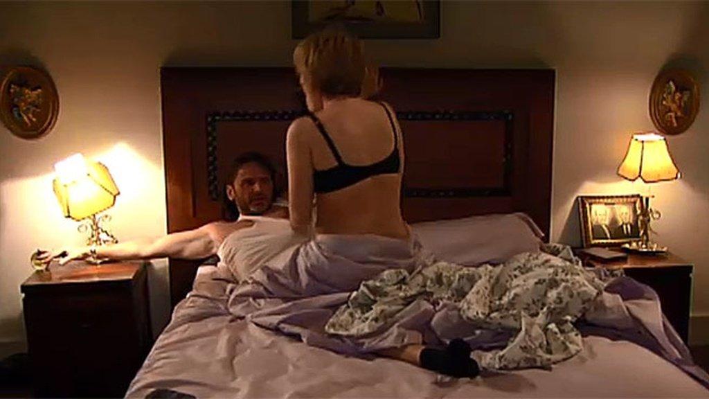 La que se avecina porno