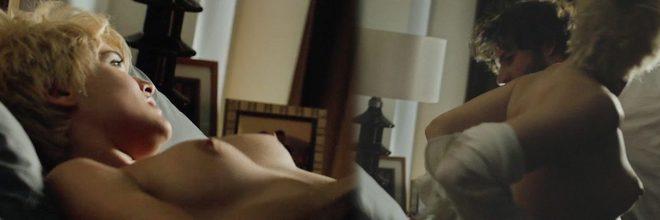 Adriana Ugarte desnuda