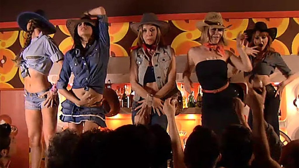 El baile de las chicas