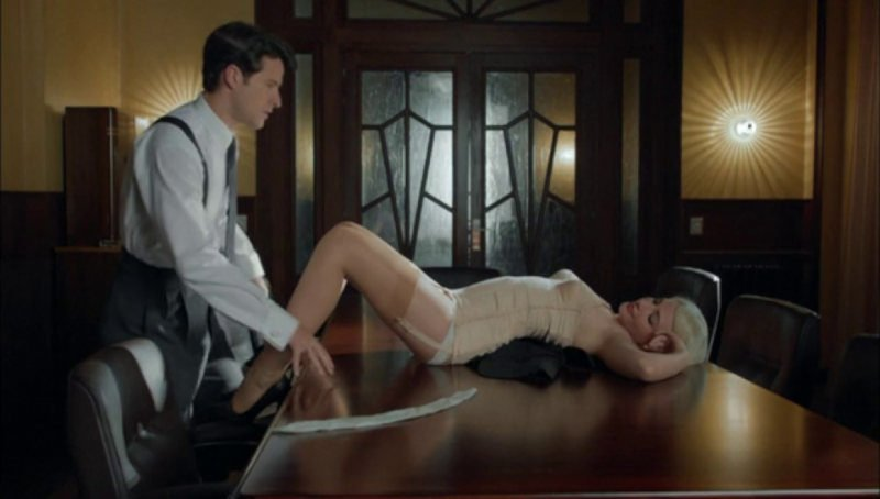 Sexo salvaje entre Patricia y Enrique