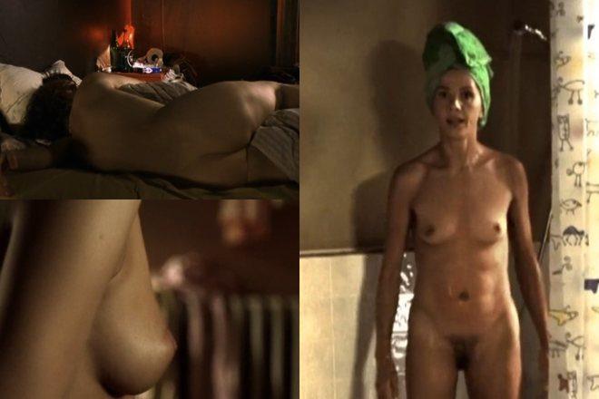 Victoria Abril desnuda