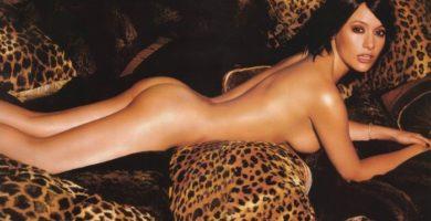 Natalia Verbeke desnuda y follando