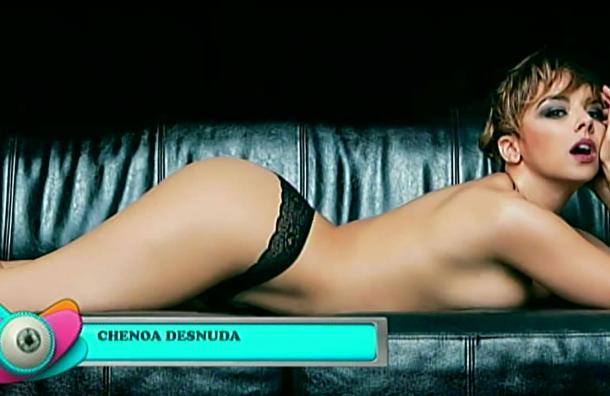 Chenoa desnuda