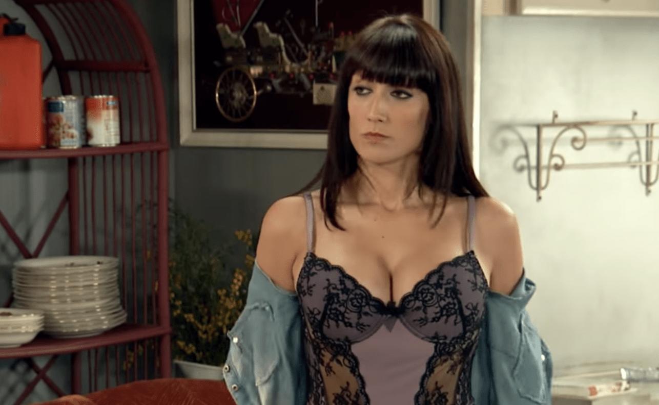 Actriz Porno Gafas Pasta ana morgade desnuda y follando | chicas desnudas | erotismo