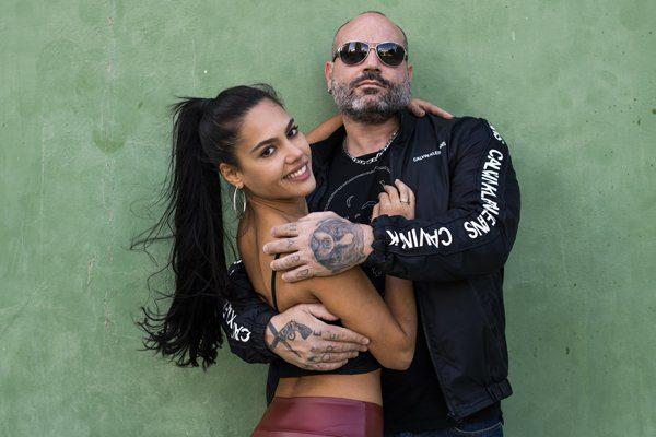 Apolonia y Ramiro Lapiedra