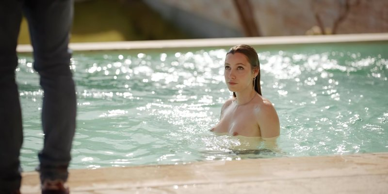 Berta Galo desnuda