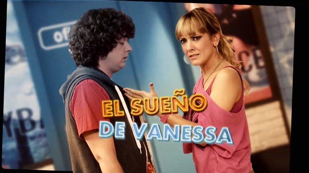 Vanessa y sus sue帽os er贸ticos con Chema
