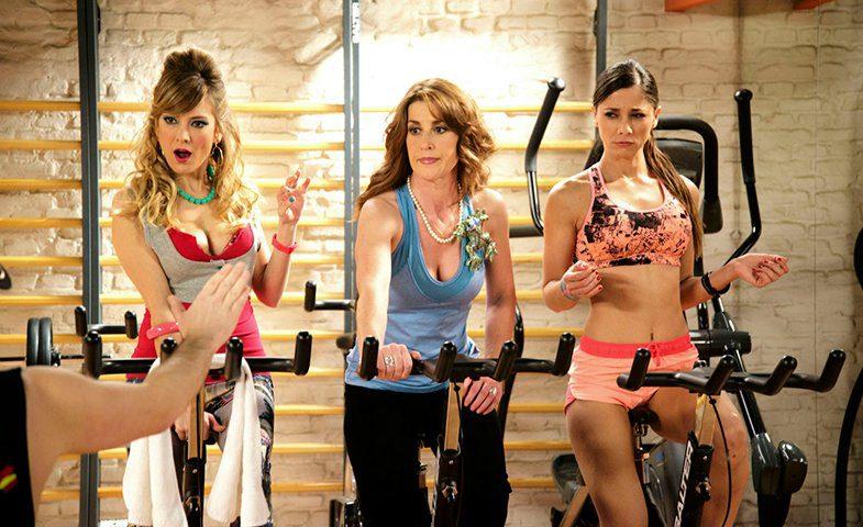 Gym Tony porno