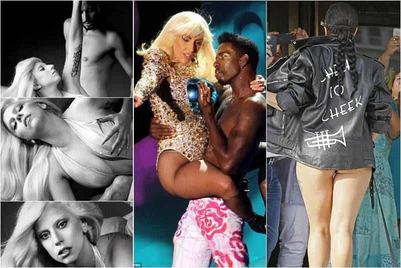 Lady Gaga fragancia
