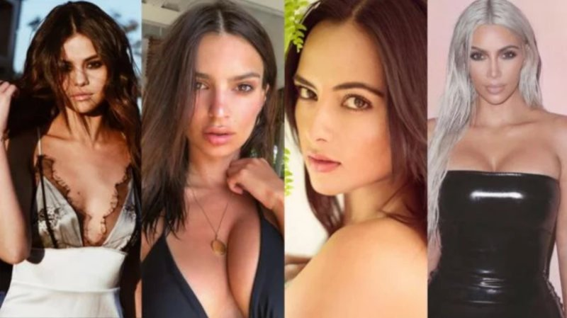 Modelos famosas desnudas