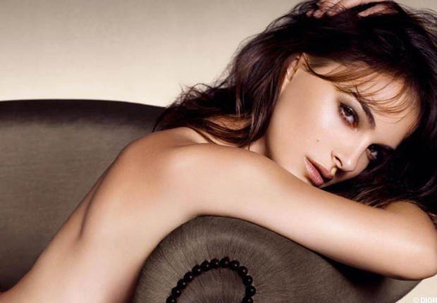 Natalie Portman sensual
