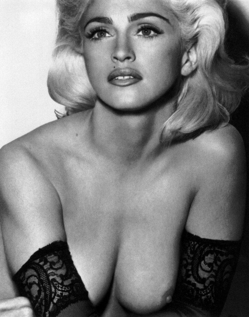 Madonna icono sexual
