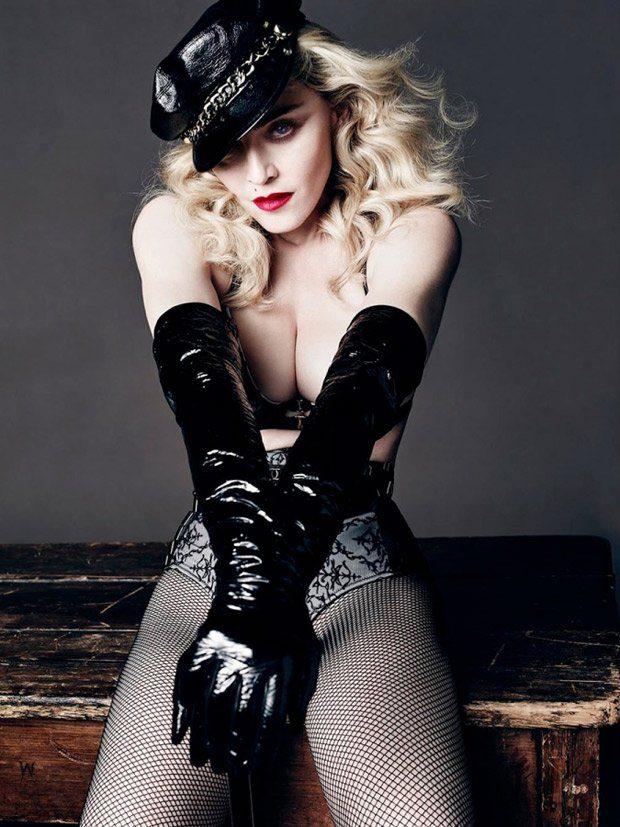 Madonna sensual