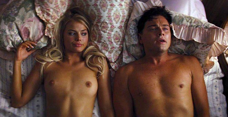 Margot Robbie desnuda