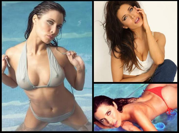Pilar Rubio desnuda