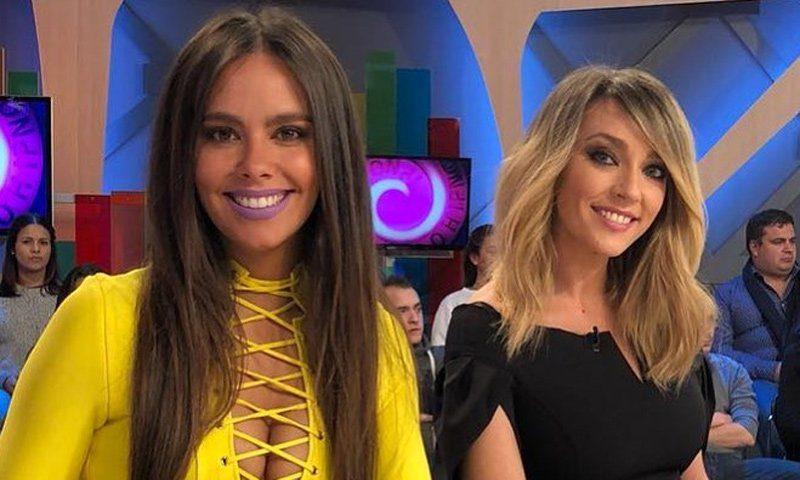 Presentadoras españolas desnudas
