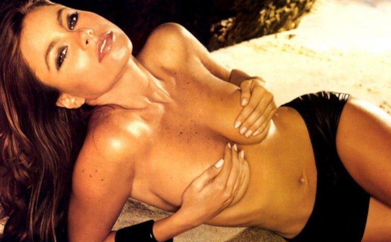 Sofía Vergara desnuda