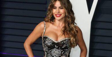 Sofía Vergara sexy