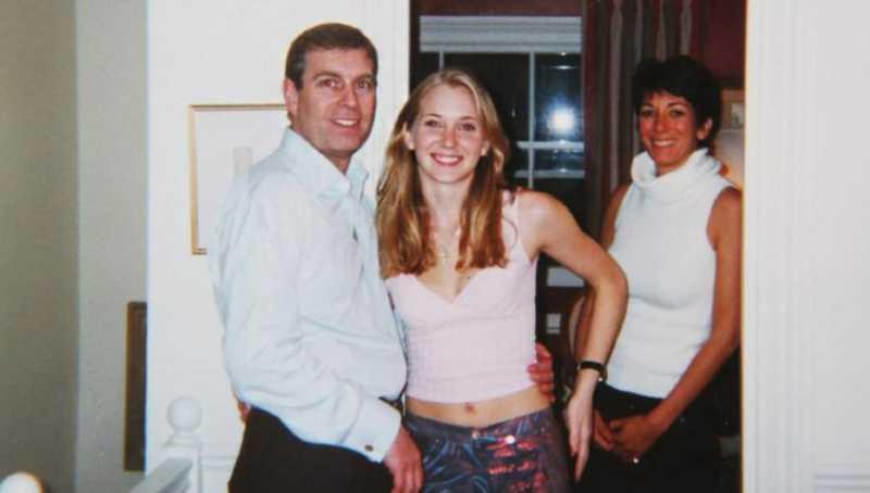 Epstein y el príncipe Andrés