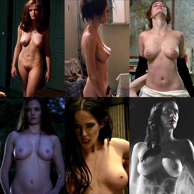 Eva Green desnuda