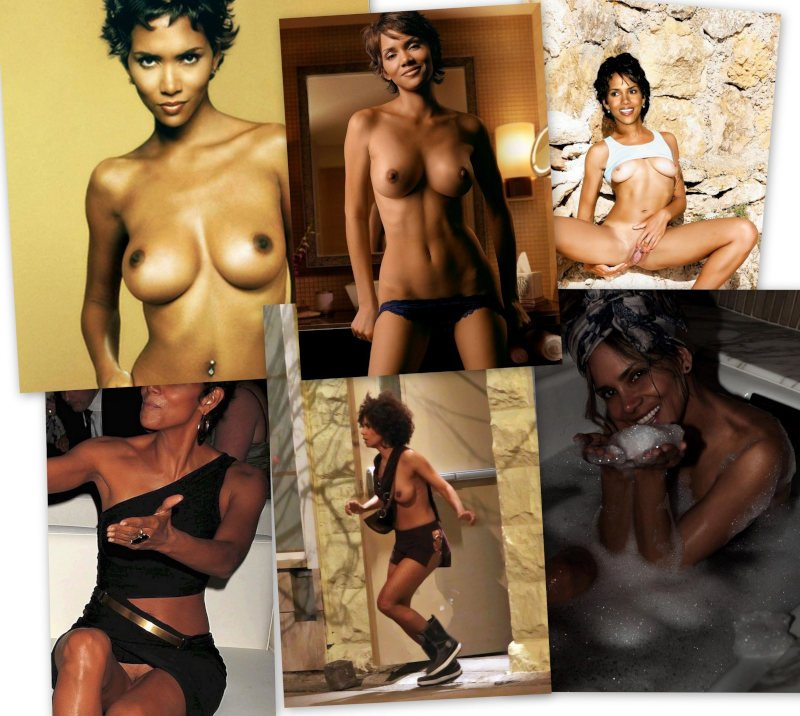 Halle Berry desnuda