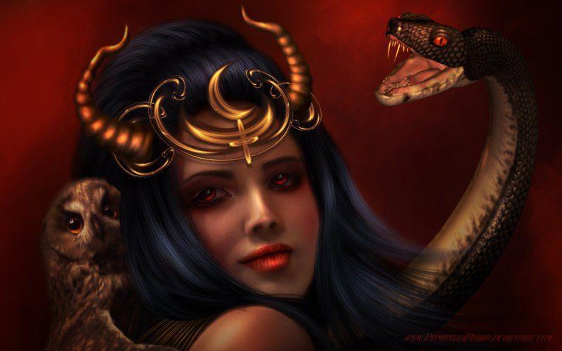 Lilith: El demonio erótico
