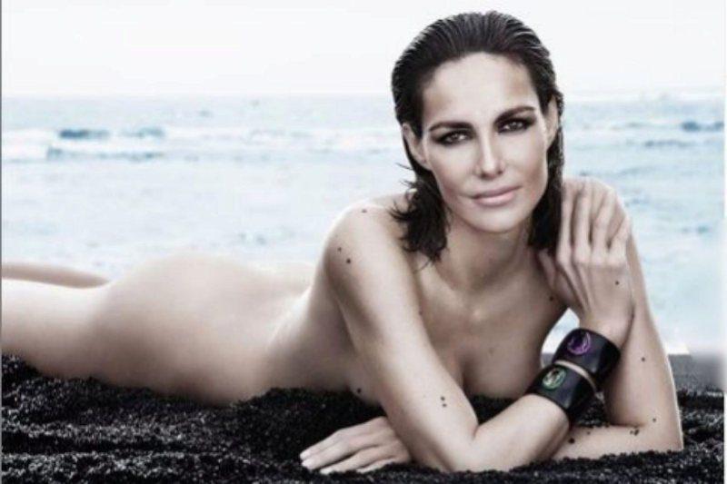 Adriana Abascal desnuda