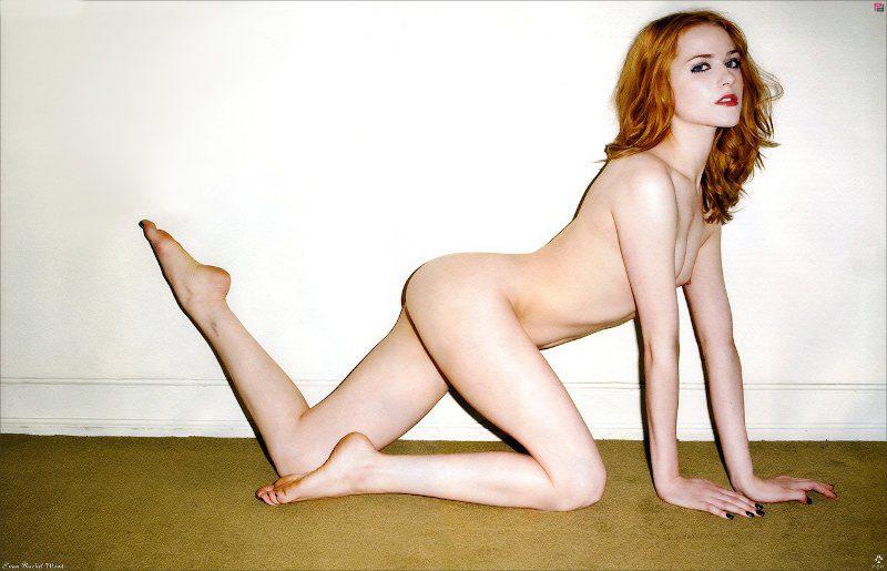 Evan Rachel Wood desnuda