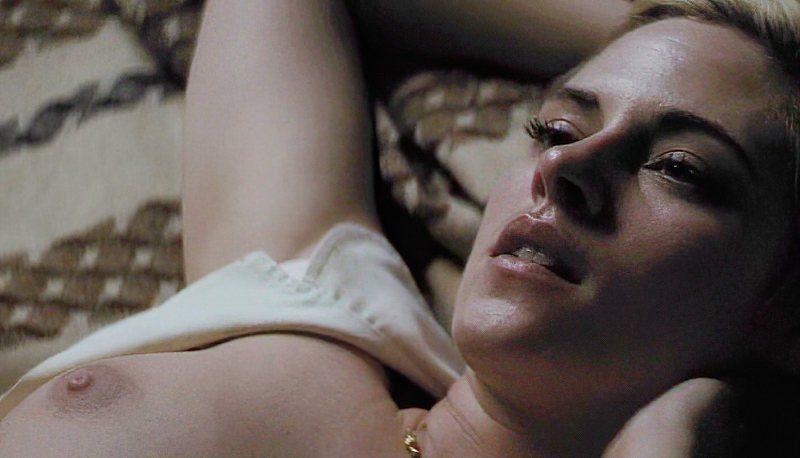 Kristen Stewart desnuda
