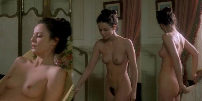 Aitana Sánchez-Gijón desnuda