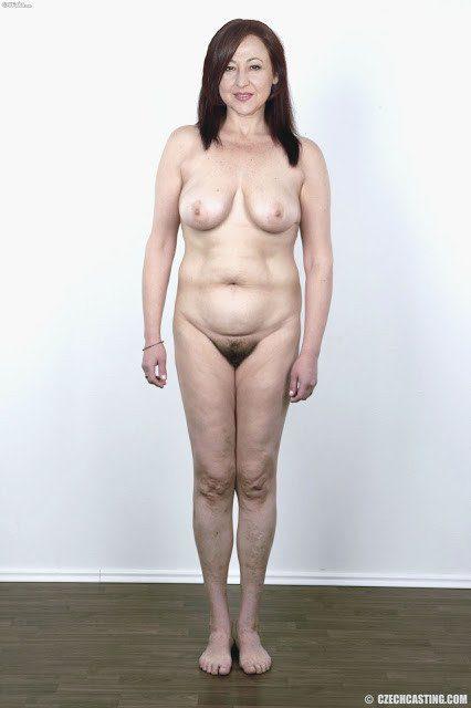 Carmen Machi desnuda